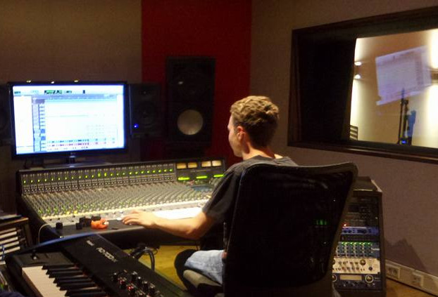Mixing on an SSL console